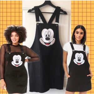 Disney Mickey Mouse Overall Dress